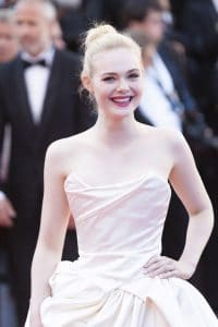 Elle Fanning - 70th Annual Cannes Film Festival