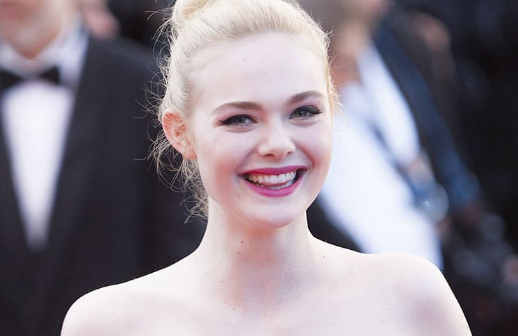 Elle Fanning - 70th Annual Cannes Film Festival