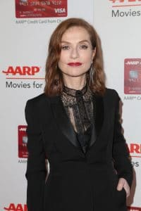 Isabelle Huppert - 16th Annual AARP Movies for Grownups Awards