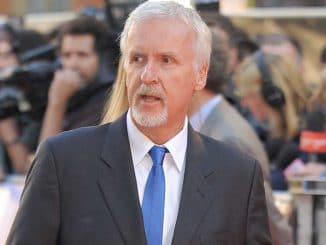 "James Cameron - ""Titanic in 3D"" World Premiere - 2"