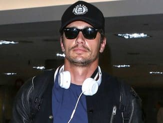 James Franco Sighted at LAX Airport in Los Angeles on June 8, 2017