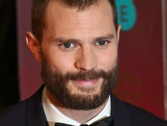 Jamie Dornan - EE British Academy Film Awards 2017