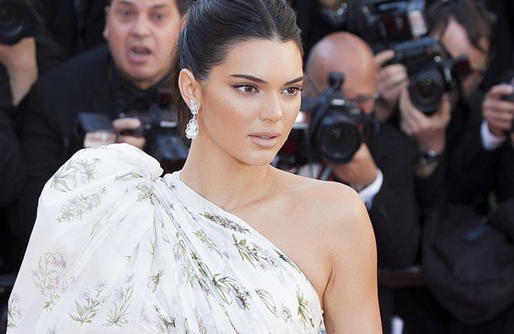Kendall Jenner - 70th Annual Cannes Film Festival