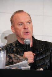 """Michael Keaton - """"The Founder"""" Los Angeles Press Conference"""