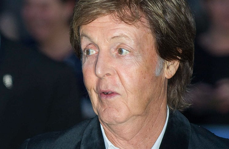 "Paul McCartney - ""The Beatles: Eight Days a Week - The Touring Years"" World Premiere - 2"