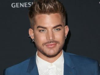 Adam Lambert - Out Magazine's Inaugural Power 50 Gala & Awards Presentation