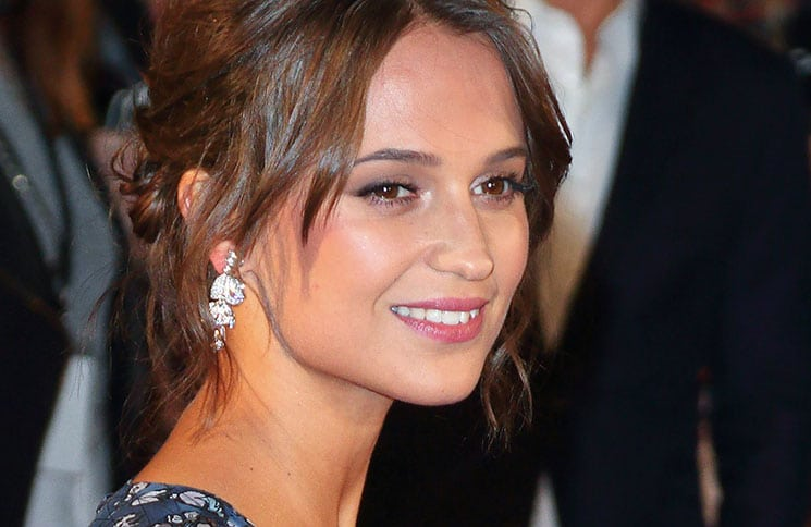 "Alicia Vikander - ""The Light Between Oceans"" UK Premiere"