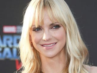 "Anna Faris - ""Guardians Of The Galaxy Vol. 2"" Los Angeles Premiere"