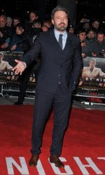 "Ben Affleck - ""Live by Night"" European Premiere - 2"