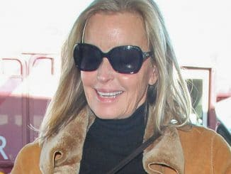 Bo Derek Sighted at LAX Airport on January 30, 2017