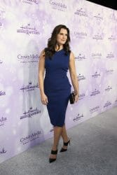 Brooke Shields - Hallmark Channel and Hallmark Movies and Mysteries Winter 2016 TCA Press Tour - 2