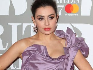 Charli XCX - BRIT Awards 2017