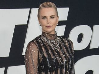 """Charlize Theron - """"The Fate of the Furious"""" New York City Premiere"""