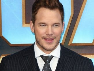 "Chris Pratt - ""Guardians of the Galaxy Vol. 2"" European Gala Screening"