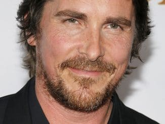 "Christian Bale - ""The Promise"" Los Angeles Premiere"