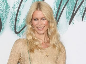 Claudia Schiffer - Serpentine Gallery Summer Party 2017