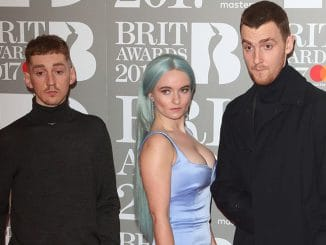 Clean Bandit - BRIT Awards 2017