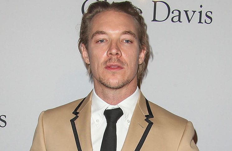 DJ Diplo - 59th Annual Grammy Awards
