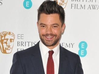 Dominic Cooper - EE British Academy Film Awards 2017 Nominations Announcement Press Photocall