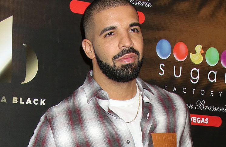 "Drake Debuts New ""Night Owl"" Goblet Made with Virginia Black Whiskey at Sugar Factory American Brasserie in Las Vegas"