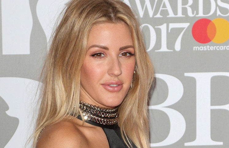 Ellie Goulding - BRIT Awards 2017