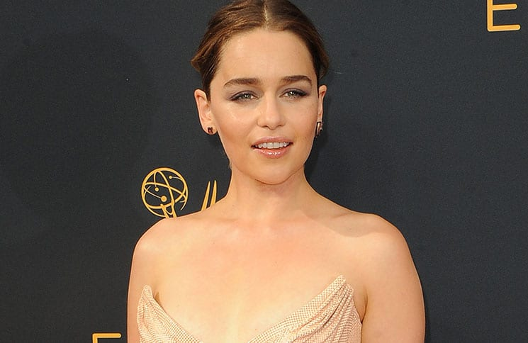 Emilia Clarke - 68th Annual Primetime Emmy Awards