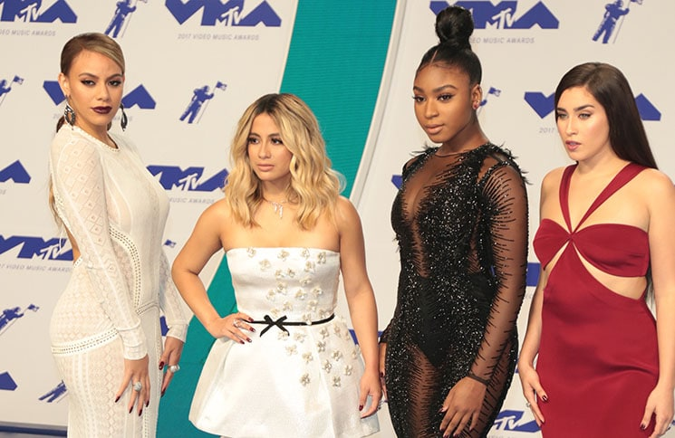 """""""Fifth Harmony"""" geben letzte Show - Musik News"""