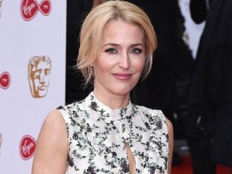 Gillian Anderson - Virgin TV British Academy Television Awards 2017