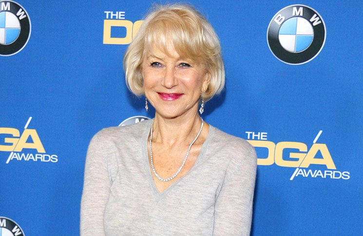 Helen Mirren - 69th Annual Directors Guild Of America Awards