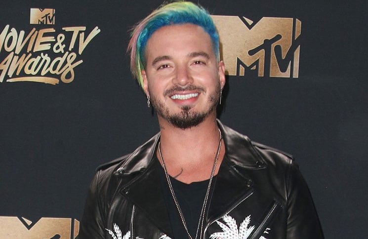 J Balvin - 2017 MTV Movie and TV Awards