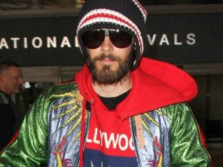 Jared Leto dankt Harrison Ford - Musik News