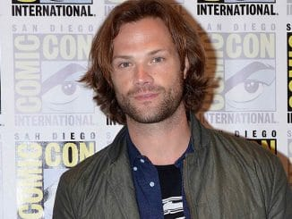 Jared Padalecki - Comic-Con International San Diego 2017