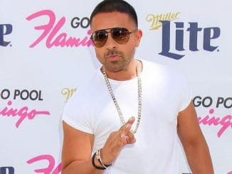 Jay Sean Hosts at Flamingo Go Pool in Las Vegas on May 13, 2017 - 2