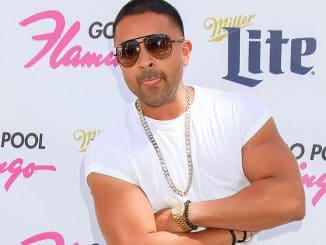 Jay Sean Hosts at Flamingo Go Pool in Las Vegas on May 13, 2017