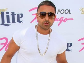 Jay Sean Hosts at Flamingo Go Pool in Las Vegas on May 13, 2017 - 3