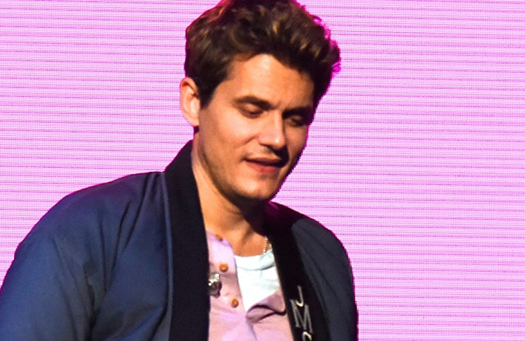 John Mayer in Concert at Shoreline Amphitheatre in Mountain View - July 29, 2017