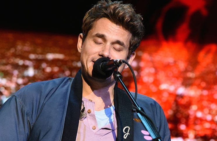 John Mayer in Concert at Shoreline Amphitheatre in Mountain View - July 29, 2017 - 2