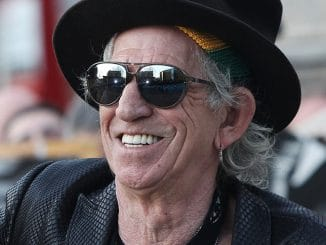 1989: Keith Richards hat Donald Trump mit einem Messer bedoht - Musik News