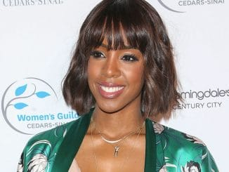 Kelly Rowland - 2017 Women's Guild Cedars-Sinai Annual Spring Luncheon