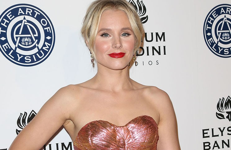 Kristen Bell - The Art of Elysium presents Stevie Wonder's HEAVEN