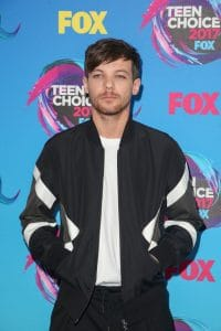 Louis Tomlinson - 2017 Teen Choice Awards