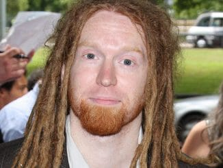Newton Faulkner - 2011 Ivor Novello Awards In London