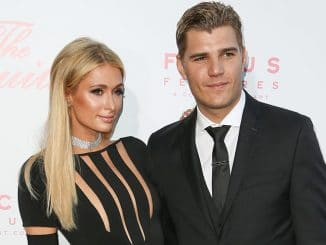 "Paris Hilton, Chris Zylka - ""The Beguiled"" Los Angeles Premiere"