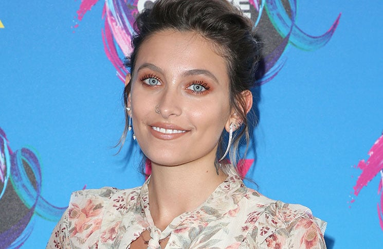 Paris Jackson - 2017 Teen Choice Awards