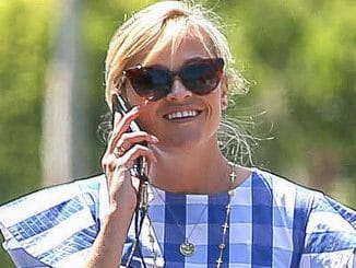 Reese Witherspoon Sighted in Los Angeles on May 22, 2017