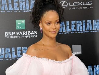 "Rihanna - ""Valerian And The City Of A Thousand Planets"" World Premiere"