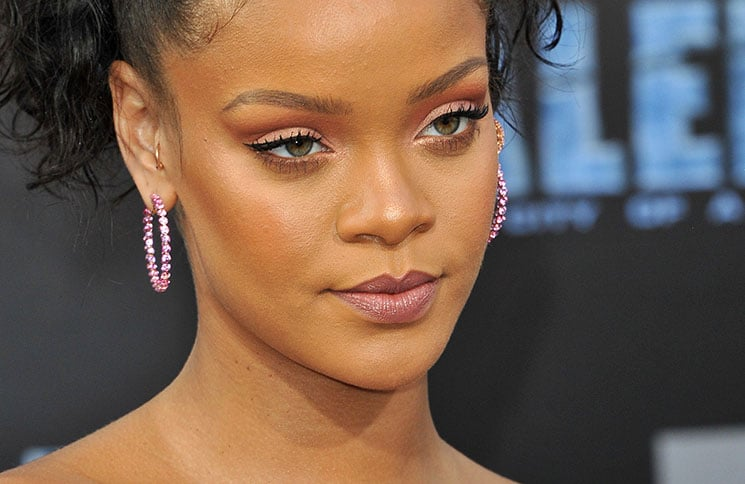 "Rihanna - ""Valerian And The City Of A Thousand Planets"" World Premiere - 2"