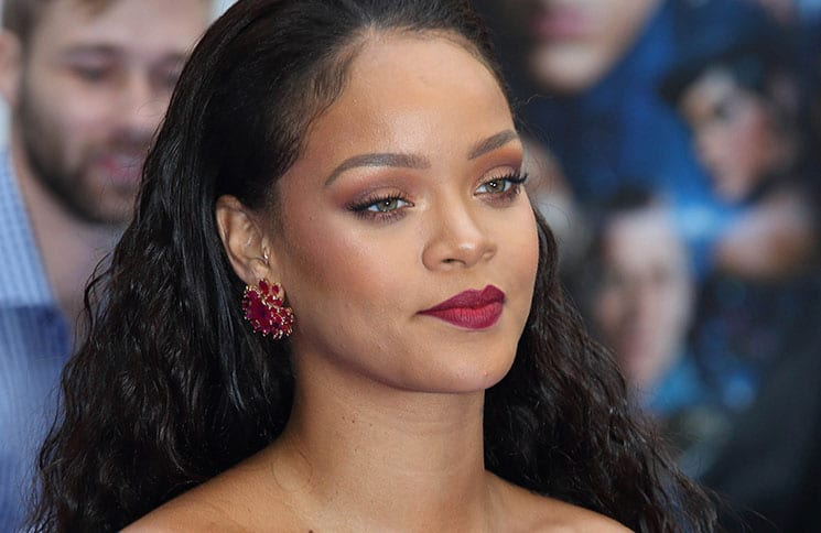 """Rihanna - """"Valerian and the City of a Thousand Planets"""" European Premiere - Arrivals"""