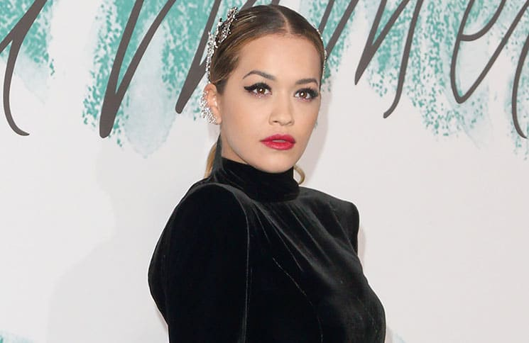 Rita Ora - Serpentine Gallery Summer Party 2017