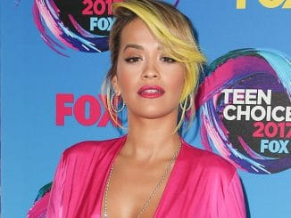 Rita Ora - 2017 Teen Choice Awards - Arrivals